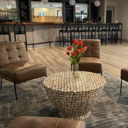 bar/lounge area at south haven creations venue