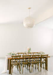 South Haven Creations Head Table
